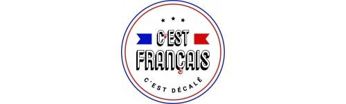 """Résultat de recherche d'images pour """"logo c'est français c'est décalé"""""""